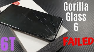 OnePlus 6T Durability (DROP BEND WATER SCRATCH) Test | Gupta Information Systems