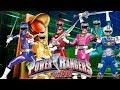 Tema instrumental de Power Rangers Turbo
