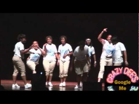Crazy Dee TV: Ohio Homecoming/Unity Step Show At Public Auditorium Pt. 2