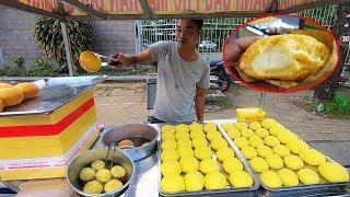 Cách làm Bánh Bầu Phô mai Hàn Quốc cực đẹp và ngon ở đường phố Sài Gòn