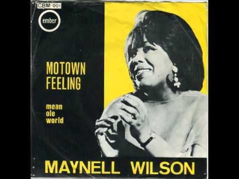 Maynell Wilson Motown Feeling