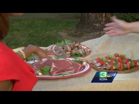 Grilling tips for mom on Father's Day
