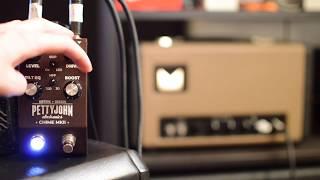 Pettyjohn Electronics - Chime MKII Deluxe Overdrive Demo