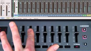 Novation // Launchkey: Controlling Logic Pro