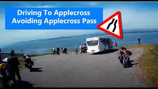 Touring Scotland  in a Motorhome #11  Inverewe Gardens to Applecross NC500
