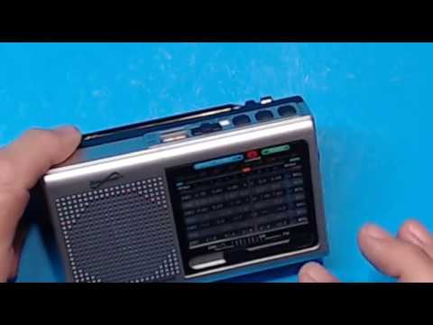 TRRS #1452 - I'm Back,  $14 Shortwave Radio