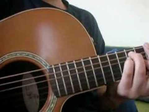 Viva la vida  Cover - Coldplay (w/Lyrics & Chords)