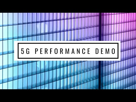 Radisys 5G Performance Demo at MWC2019