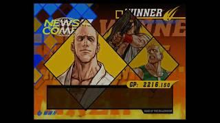 [TAS] Capcom Vs. SNK 2: Geese, Haohmaru, & Guile (A-Groove)
