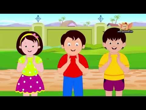 Детские песни на английском языке - Fast Asleep из