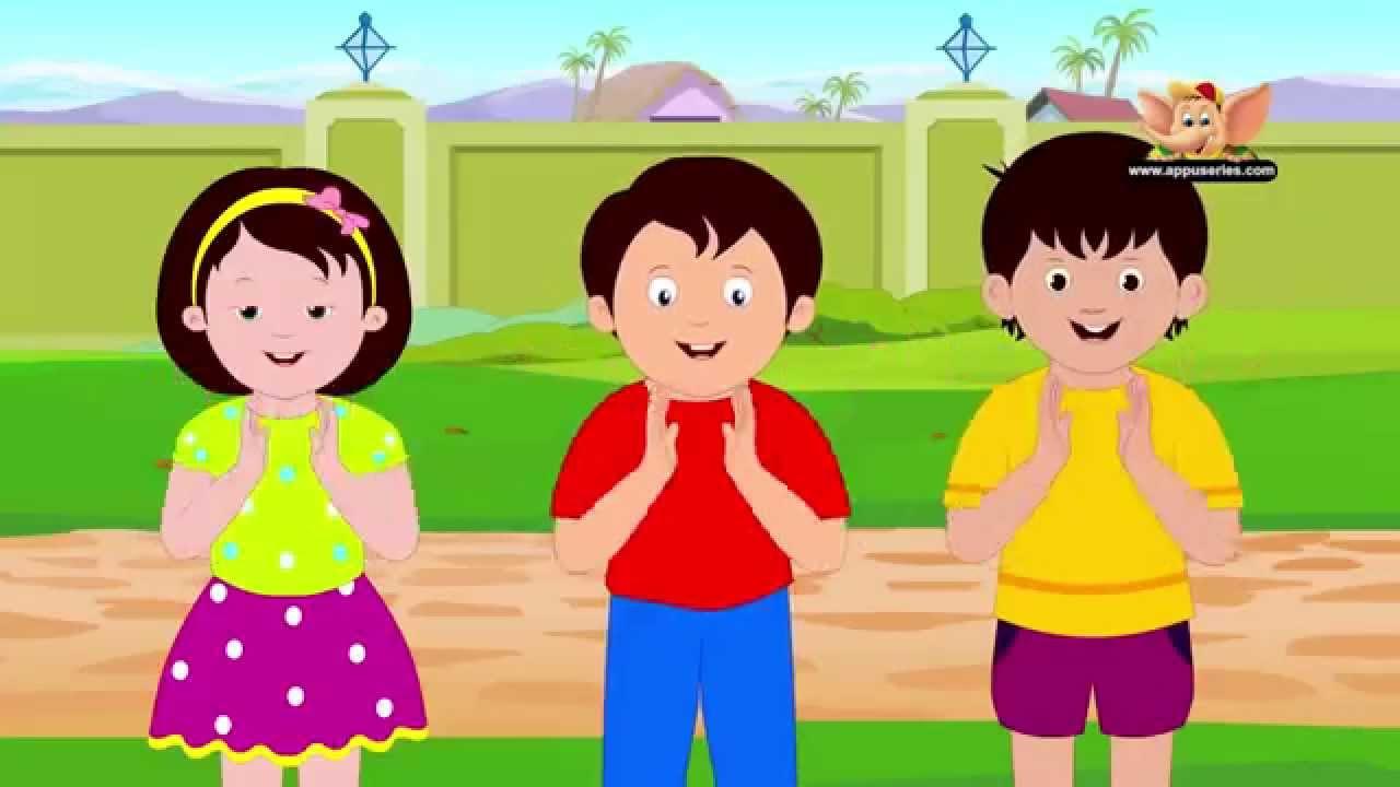 Детские песни на английском языке - YouTube