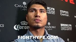 (WHOA!) MIKEY GARCIA NOT JOKING WITH ERROL SPENCE; INSISTS FIGHT HAPPENS: