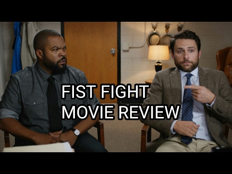 FIST FIGHT MOVIE REVIEW