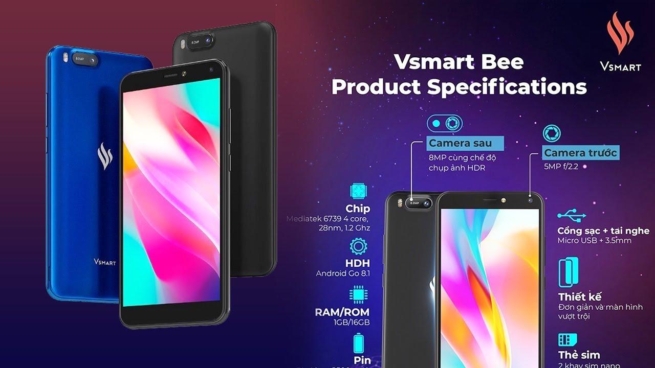 В России появился новый бренд смартфонов VinSmart: четыре модели от 5 тысяч рублей