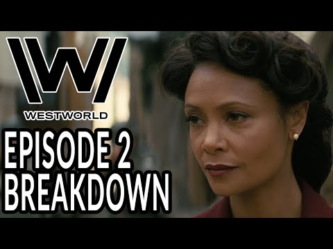 WESTWORLD Season 3 Episode 2 Breakdown, Theories, and Details You Missed!