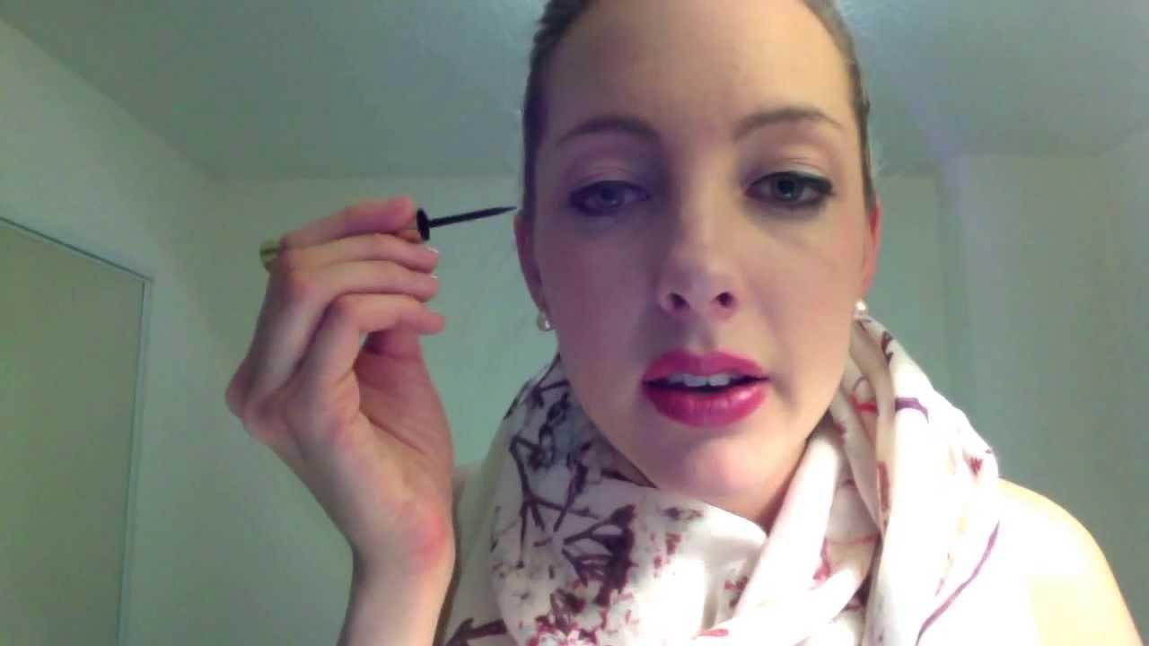 Asmr whisper makeup