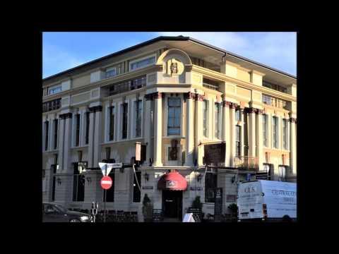 Napier, the Art Deco Capitol of New Zealand