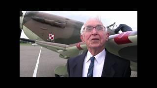 RAF Northolt Spitfire reunion