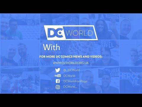 Sam Benjamin Interview By Paul Edwards DC World