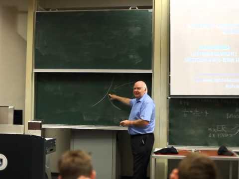 Prof. John Lennox at UCT Lecture 2