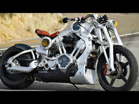 😲 Мотоциклы Confederate - Премиальный Кастом 👑!
