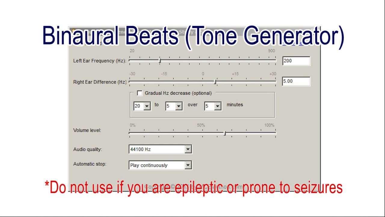Binaural Beats (Free Download)