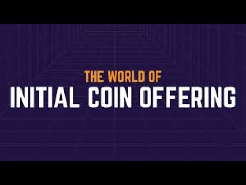 Best Cryptocurrency ICO Initial Coin Offering
