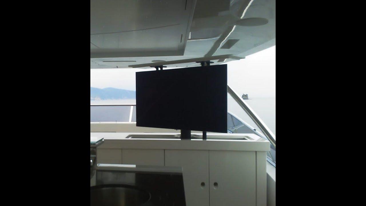 TV lift e movimentazioni per il settore custom: intervista a Gallinea Andrea di Gallinea srl