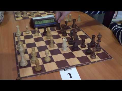 GM Malisauskas Vidmantas - Arturs Bernotas, chess rapid, Catalan opening