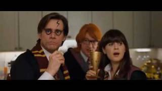 Harry Potter Costume in Yes Man