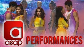 ASAP: Maja, Gerald, Kim and Enchong pour their emotions in this heartrending dance number