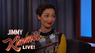 Repeat youtube video Ruth Negga on Getting a Shout Out From Meryl Streep
