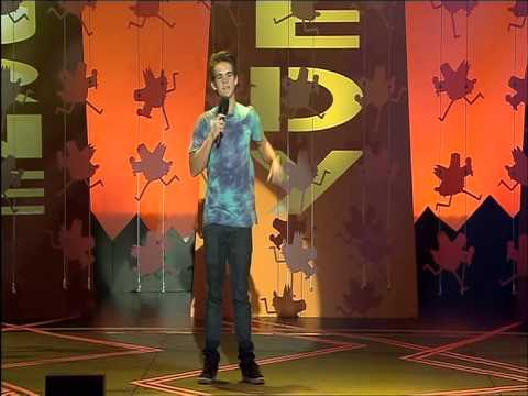 2014 RAW Comedy National Grand Final - Michael Kelly