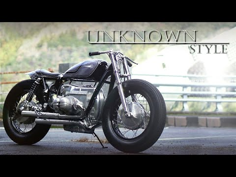 Cafe Racer (BMW R75 By Heiwa Motorcycle)