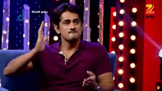 Simply Kushboo - Tamil Talk Show - Episode 12 - Zee Tamil TV Serial - Full Episode