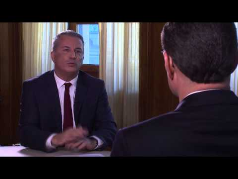 SNB-Präsident Thomas Jordan im «ECO»-Interview