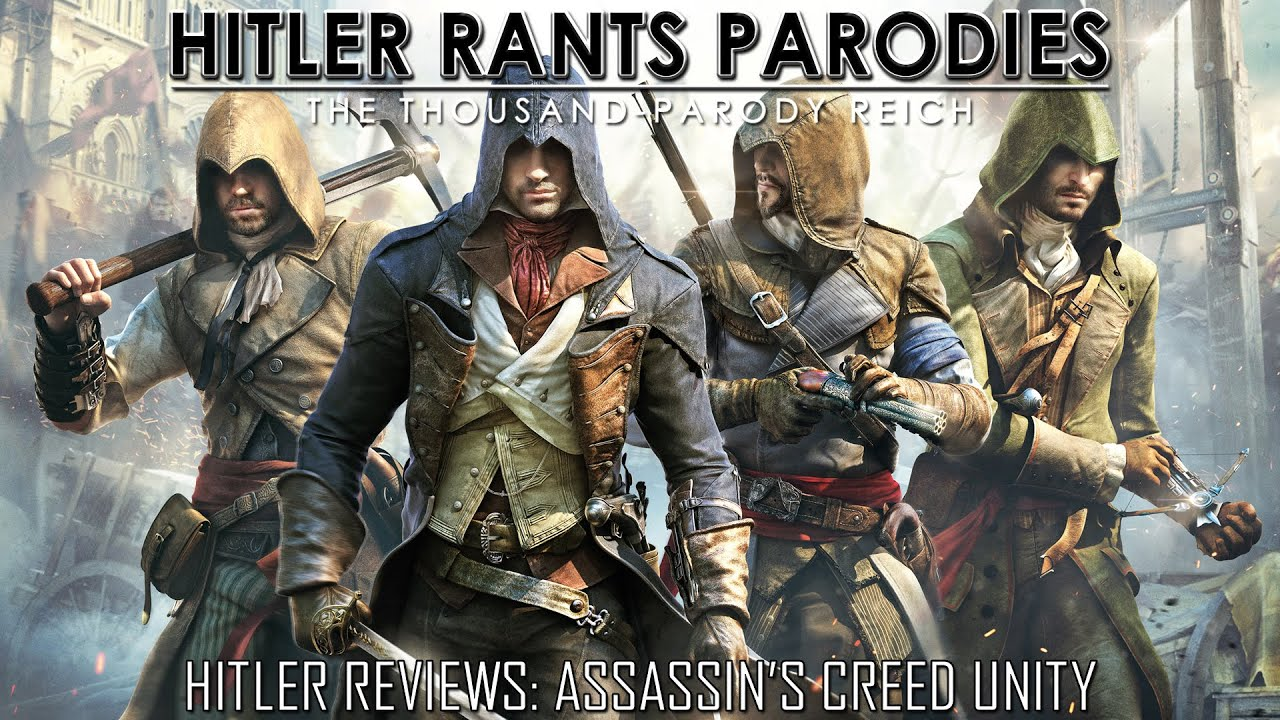 Hitler Reviews: Assassin's Creed Unity