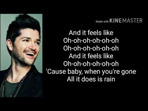 (Lyrics)The Script - Rain