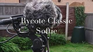 Rode WS8 vs Rycote Classic Softie comparison test