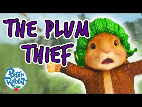 Peter Rabbit -  The Plum Thief | 30+ minutes | Adventures with Peter Rabbit
