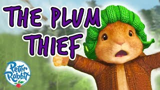Peter Rabbit -  The Plum Thief | 30+ minutes | Adventures with Peter Rabbit