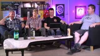 Giant Bomb Unprofessional Fridays - Teleprompter trouble