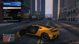 GTA 5 Online - Stripper Dress Up - Stripper Role Play Online! (GTA V PS4 Gameplay)