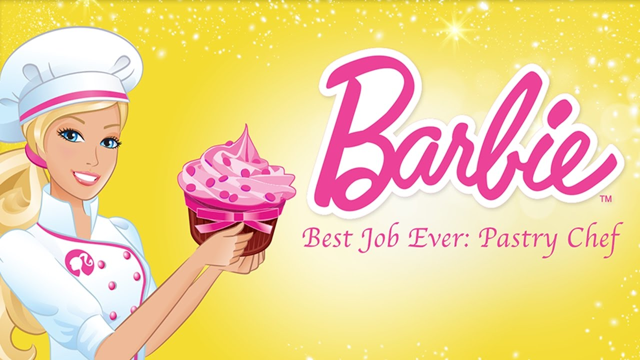 barbie best job ever pastry chef barbie best job ever pastry chef