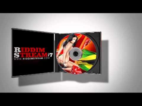 Walshy Fire Presents Riddim Stream Vol 7 (Lucky 7) Dancehall Mixtape / Mix CD riddimstream