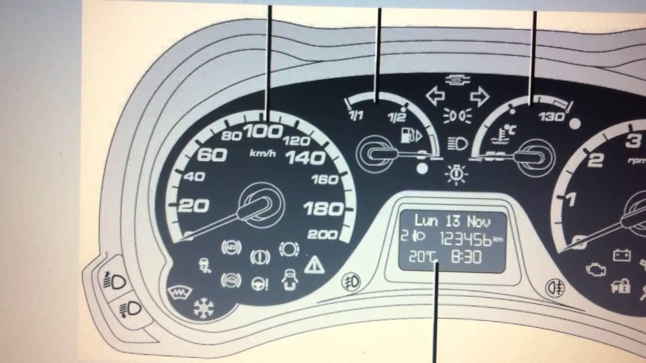 Ford Ka Mk2 Dashboard Warning Lights & Symbols ...