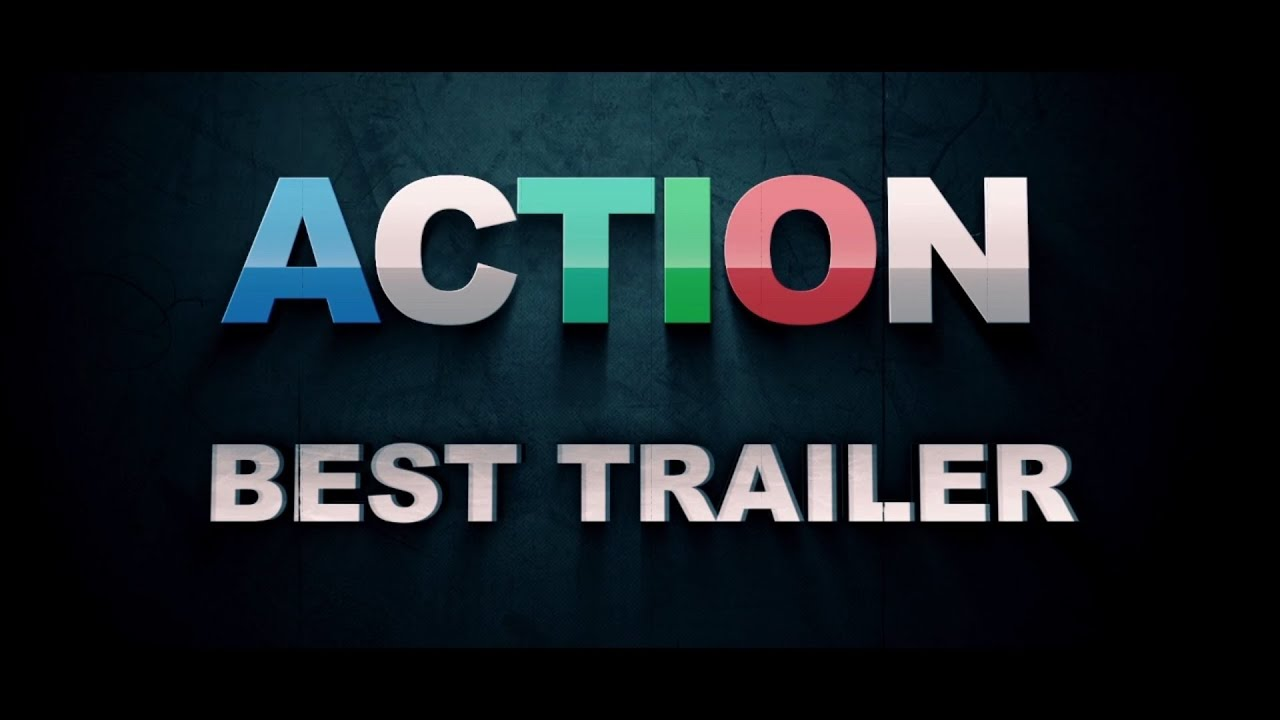 Action Movie Trailer  - After Effects Project (After Effects Templates Store)