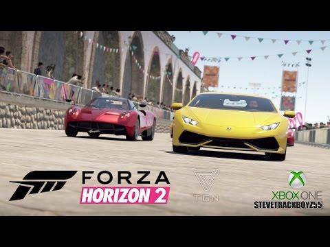 FORZA HORIZON 2 - INTRO (XBOX ONE)