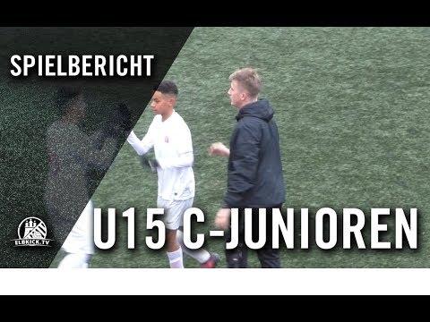 Eimsbütteler TV U15 - Harburger Türk-Sport U15 (5. Runde, Pokal)