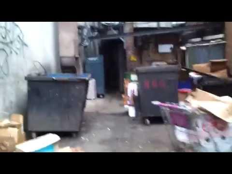 Chinatown Boston Secret Entrance!